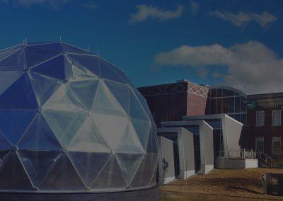 Danville Science Center Geodome